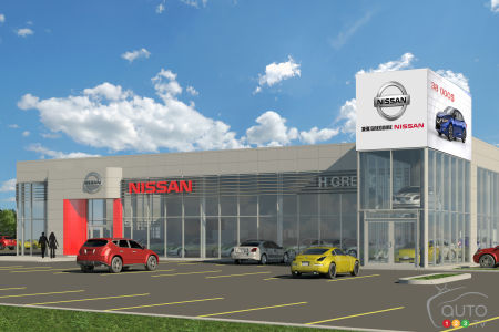 HGregoire to build two new Nissan dealerships in Laval