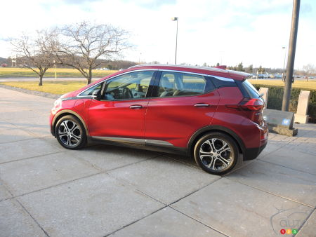 Exclusive: Behind the scenes with the Chevy Bolt EV