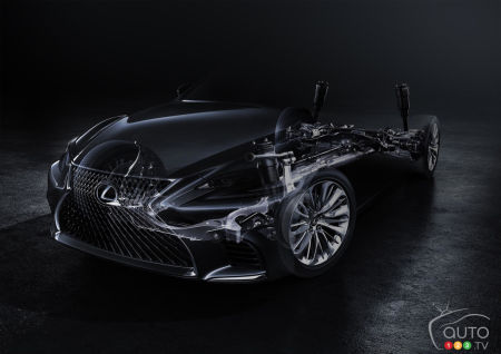Detroit 2017: All-new Lexus LS prepares to make history once again
