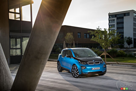 BMW i3 and other EVs are the future of mobility