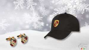 2016 Christmas gift idea: Porsche accessories