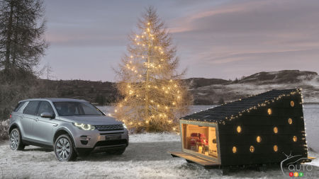 The best Christmas videos on Auto123.com