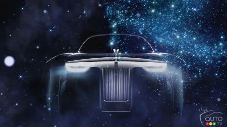 Rolls-Royce and Spirit of Ecstasy: a story told by Kate Winslet (video)