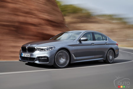 Detroit 2017: New BMW 5 Series, Concept X2 to be on display