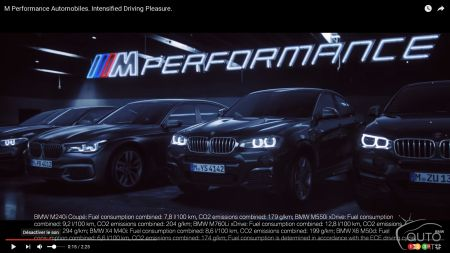 BMW M Performance automobiles explained (video)