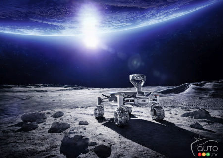 Audi's quattro system ready to be put to the test… on the Moon! (video)