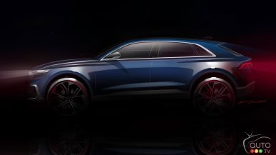 Detroit 2017: Buzz-generating Audi Q8 concept to be revealed