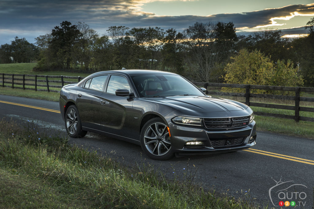 Recall on 19,005 Dodge Charger sedans in Canada