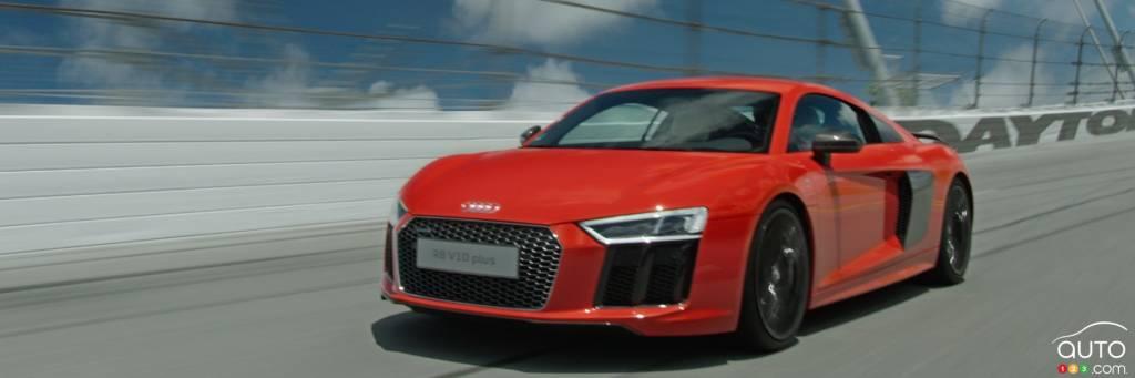 Audi R Commercial This Amazing Audi R Super Bowl Commercial Will - Audi r8 commercial