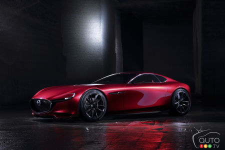 Mazda Working on New-Generation Rotary Engine
