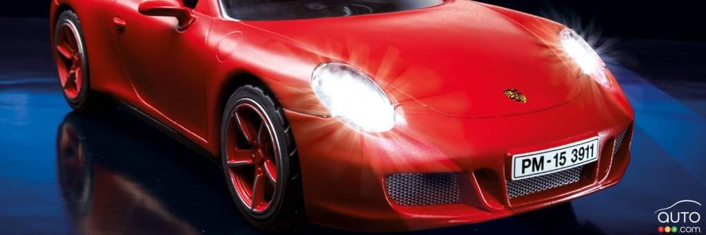 playmobil porsche 911 carrera s couldn t look more real car news auto123. Black Bedroom Furniture Sets. Home Design Ideas
