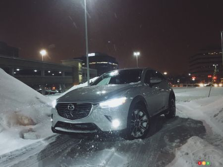 2016 Mazda CX-3 GT Long-Term Test: Update No. 1