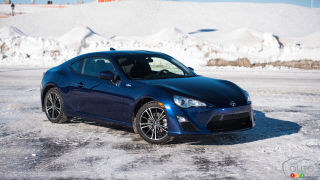 2016 Scion FR-S 6M Review