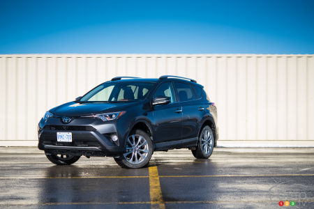 2016 Toyota RAV4 AWD Limited Review
