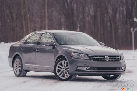 2016 Volkswagen Passat Highline 1.8 TSI Review