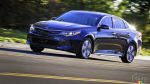 Kia Unveils New Optima Hybrid at Chicago Auto Show