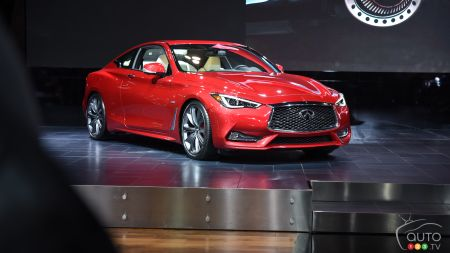 Toronto 2016: Meet the all-new 2017 Infiniti Q60