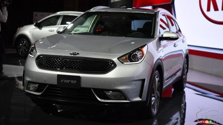 Toronto 2016: Kia Niro makes Canadian debut