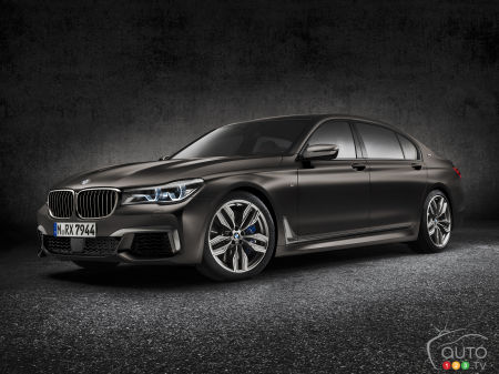 2017 BMW M760Li xDrive to go on sale later this year