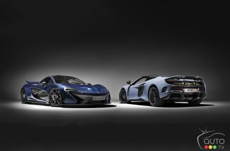 McLaren 675LT Spider geared up for Geneva Auto Show debut