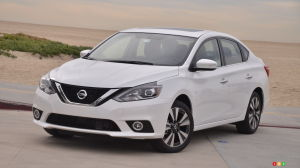 2016 Nissan Sentra First Impressions