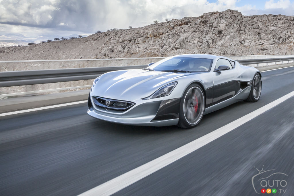 Geneva 2016: Rimac Concept_One ready to enter production