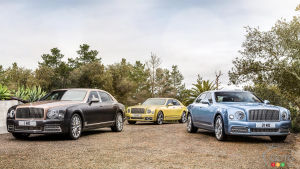 New Bentley Mulsanne lineup revealed ahead of Geneva Auto Show