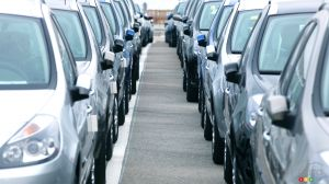 Canadian car sales increased nearly 10% in January 2016