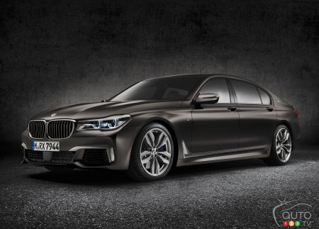 BMW to Premiere M760i and ALPINA B7 xDrives at NY Auto Show