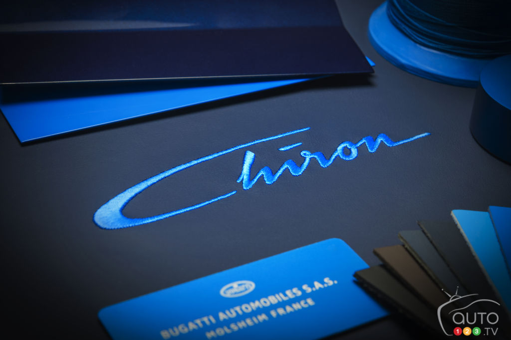 Follow the Bugatti Chiron world premiere live!