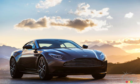 Geneva 2016: All-new Aston Martin DB11 makes world debut