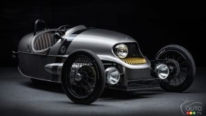 Geneva 2016: Morgan unveils EV3 and 80th Anniversary 4/4
