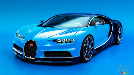 Geneva 2016: Bugatti Chiron is finally here!