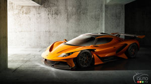 Geneva 2016: Apollo Automobil introduces Arrow