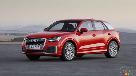 Geneva 2016: All-new Audi Q2 revealed in global premiere