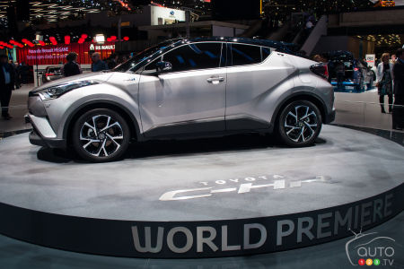 Top 10 car unveilings at the 2016 Geneva Auto Show