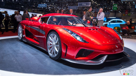 Geneva 2016: Koenigsegg Regera is now ready for production