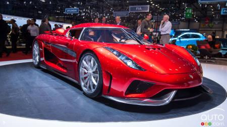 Nouvelles du salon international de l 39 automobile de gen ve - Salon international de l automobile de geneve ...