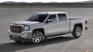 2016 GMC Sierra, Chevy Silverado soon available with eAssist