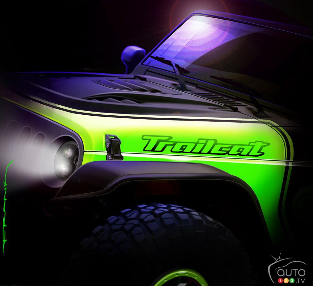 Easter Jeep Safari: Check out 2 of Jeep's 7 concepts