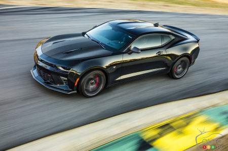 2017 Chevy Camaro 50th Anniversary Special Edition on the way