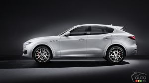 Maserati Levante showcases full potential in this video