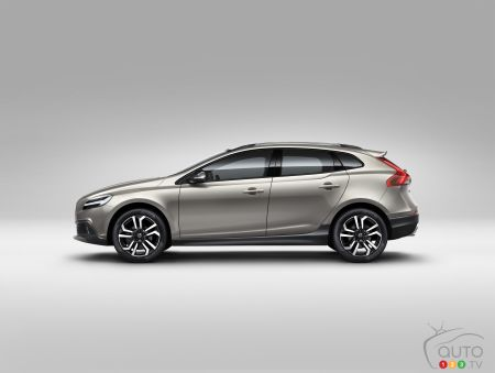 Volvo to build S40-based crossover, sell it in North America