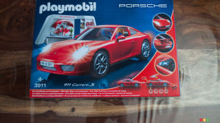 Playmobil Porsche 911 Carrera S Review