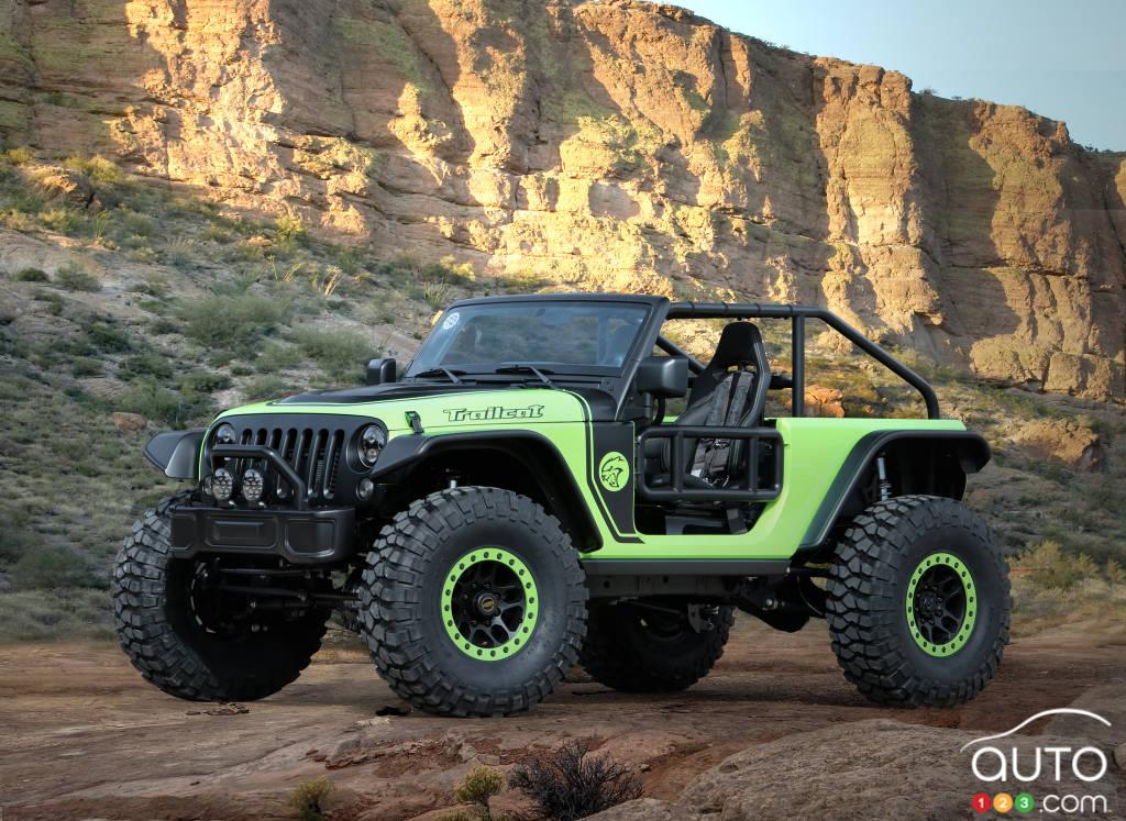 2016 easter jeep safari