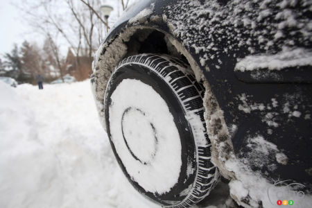 Mandatory winter tire season ends today, March 15th in Quebec