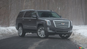 2016 Cadillac Escalade Platinum Review