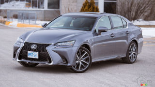 2016 Lexus GS 350 AWD Review