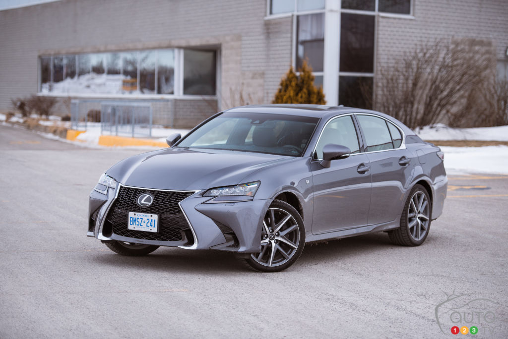The 2016 Lexus GS 350 AWD Is A True Lexus | Car Reviews | Auto123