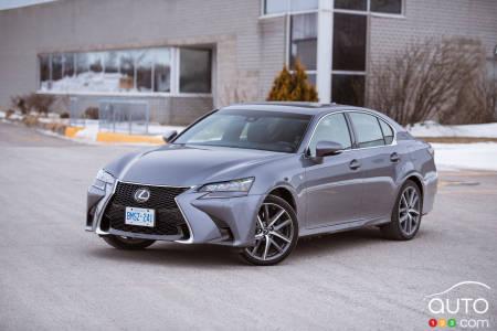 2016 Lexus Gs 350 Awd Review